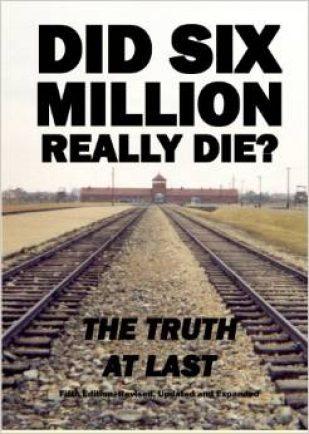 Bildresultat för did six million really die