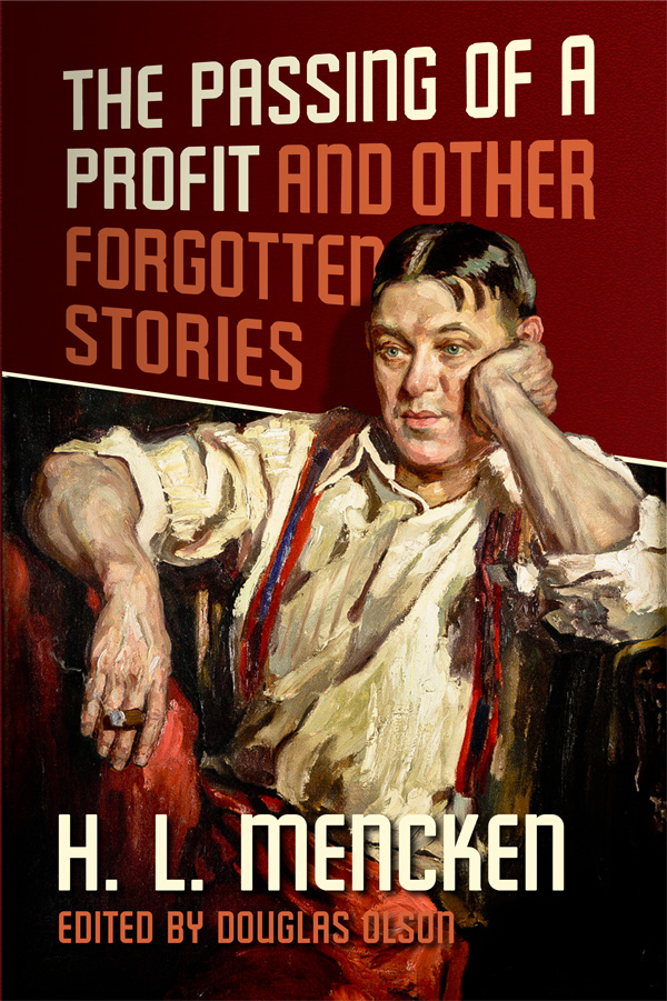 essay mencken His 2014 humanities essay on h l mencken was mentioned as a notable  essay of the year in houghton mifflin's best american essays 2015.